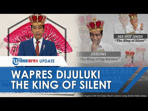 Seusai The King of Lips Service dari UI, BEM Unnes: Ma'ruf King of Silent, Puan Queen of Ghosting