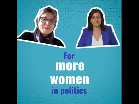 Why women representation matters?