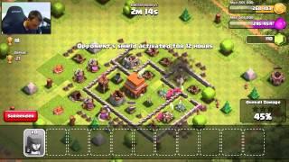 Hvor langt klarer Archers å pushe?! | Clash of Clans | Norsk mobilspill