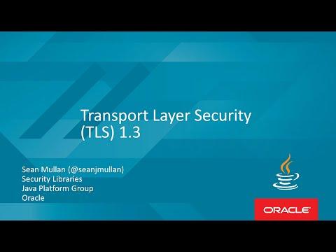 Transport Layer Security (TLS)...
