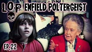 Warren Files: The Enfield Poltergeist - Lights Out Podcast #22