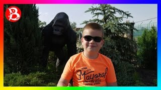 VLOG: Зоопарк ЛИМПОПО кормим обезьянок и других животных (Часть 2) ZOO LIMPOPO (Part 2)