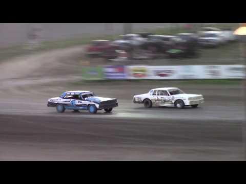 Dacotah Speedway Hobby Stock A-Main (6/2/17)