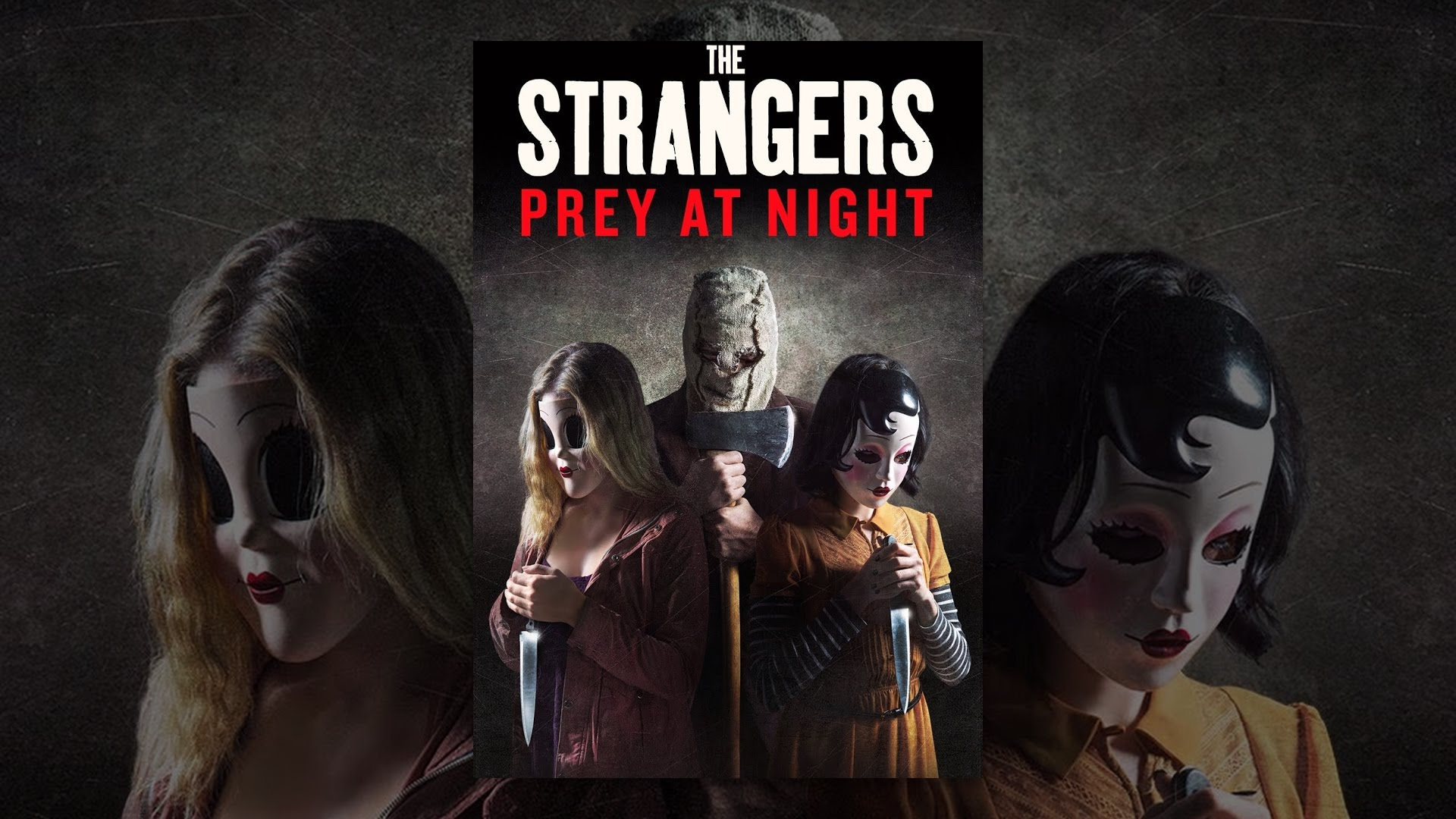 Image result for the strangers prey at night youtube