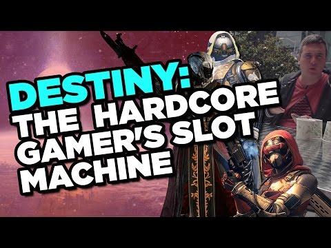 Destiny: The Hardcore Gamer's Slot Machine - The Point