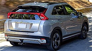 New Mitsubishi Eclipse Cross Review--EDGY DESIGN