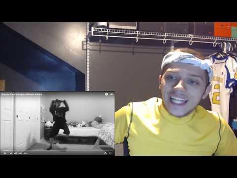 It's LIT!   REACTION   Kaycee Rice Instagram Dance Videos   Let's Turn UPPPP