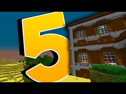 5 MINECRAFT MANSION SEEDS! - Minecraft 1 11 Seeds - Лучшие