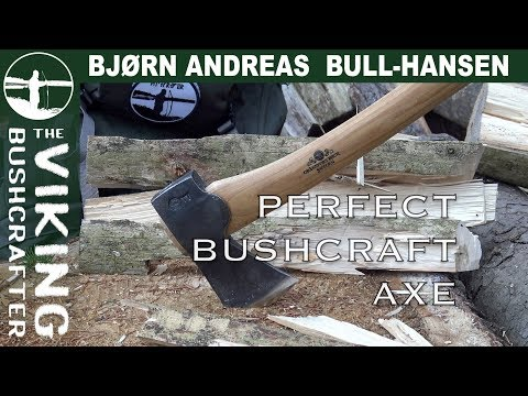 The Perfect Bushcraft Axe? My Review Of The Gränsfors Small Forest Axe