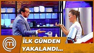 Yekaterina, Mehmet Şef'ten İlk Uyarısını Aldı | MasterChef Türkiye 25.Bölüm