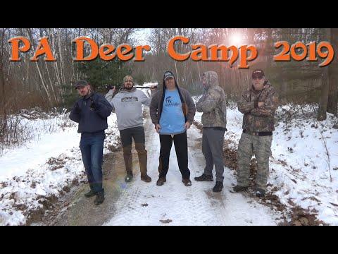 PA Deer Camp 2019