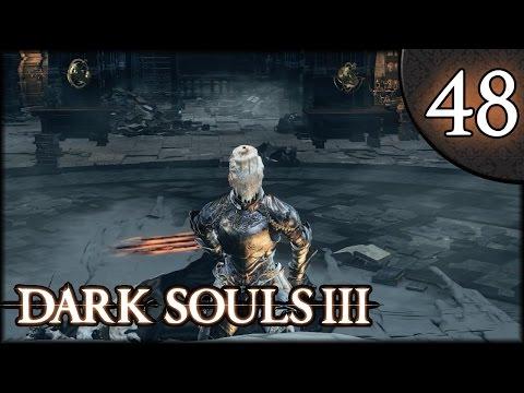 Let's Play Dark Souls 3 Gameplay Walkthrough (Herald) - Part 48: (A) Dunk Head in Wax