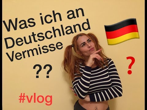 WAS ICH AN DEUTSCHLAND VERMISSE | Hello - Italia | #vlog