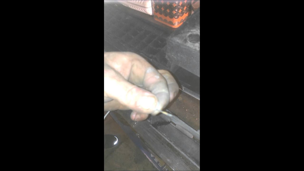 Как заварить бампер своими руками фото 402