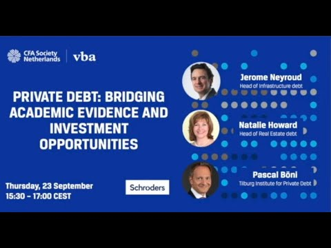Private Debt Bridging Academic Evidence and Investment Opportunities