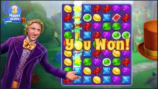 Wonka's World of Candy Level 62 - NO BOOSTERS + FULL STORY ???? | SKILLGAMING ✔️