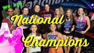 WE ARE NATIONAL CHAMPS 2018