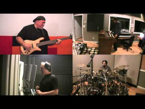 """Thoughts Pt 5"" studio footage from the new ""Momentum"" album."