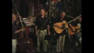 Locke Brothers Perform Three-Legged Man