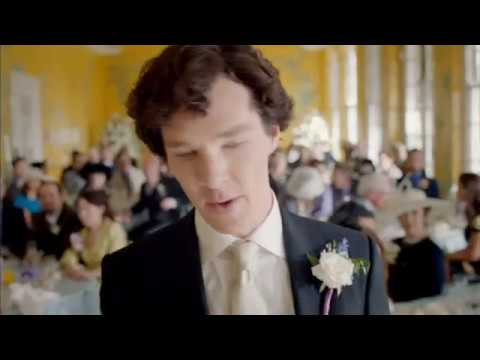 bbc sherlock is about two men in love