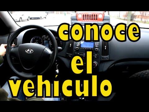 autoescuela gala conoce las partes del cochecarro explicacin detallada youtube