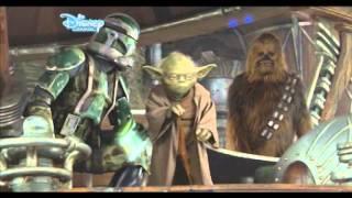 Star Wars Urald az Erőt - Yoda [Disney Channel Hungary]