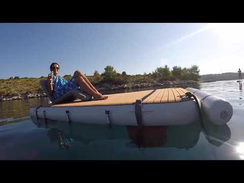 Nautibuoy & lounge  rental - Nautibuoy for sailing yachts