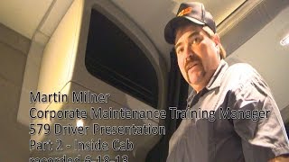 Repeat youtube video TMC Transportation Peterbilt 579 Inside Briefing