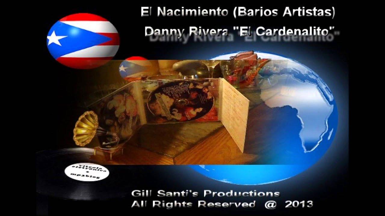 cardenalito danny rivera