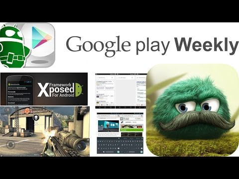 Leo's Fortune is out, Android L Keyboard is gone, Modern Combat 5! - Google Play Weekly