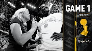 The 2017 NBA Finals Game 1 Mini-Movie: Kevin Durant Leads The Way