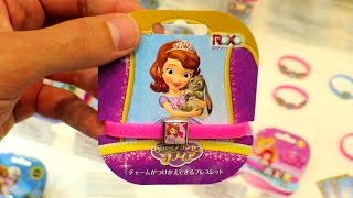 ROXO(ロクソー)チャームバンド ディズニープリンセス アナと雪の女王 Disney Charm band accesary thumbnail