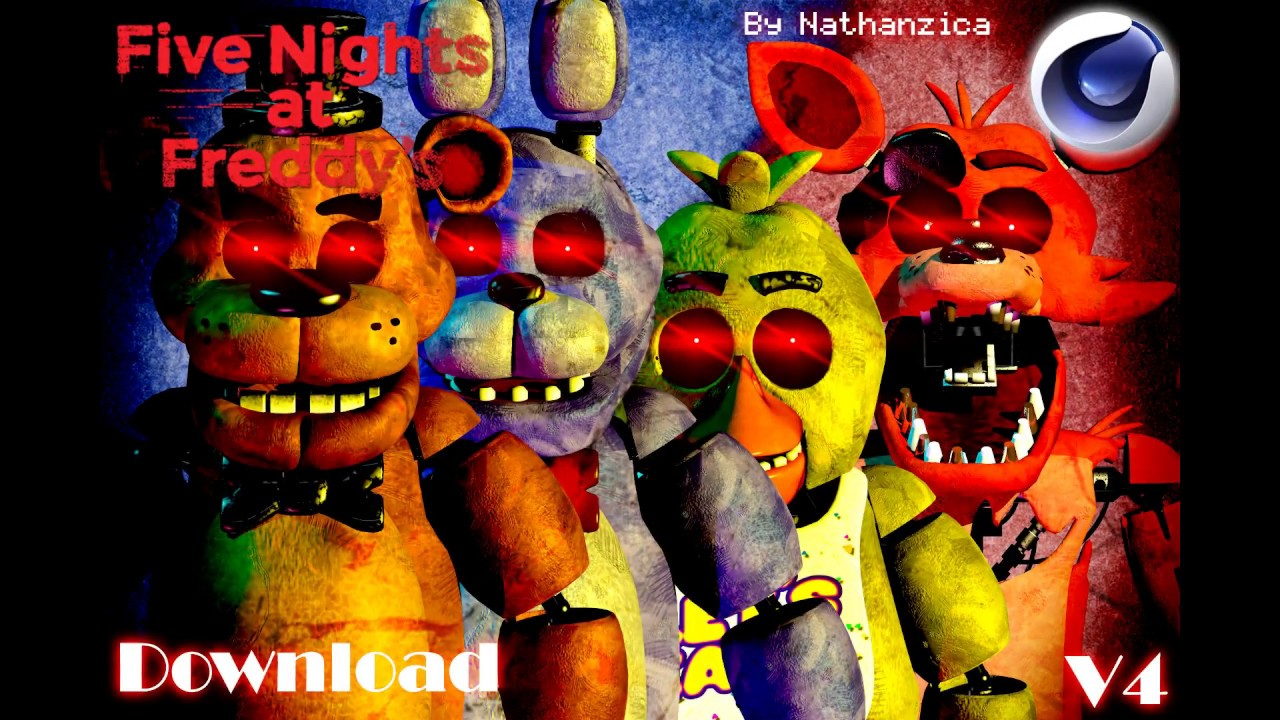 Five nights at freddys shemale