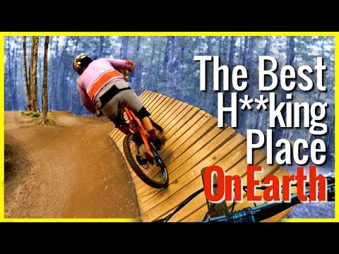 Is Highland the best mountain bike park in the USA? | NES Ep. #4