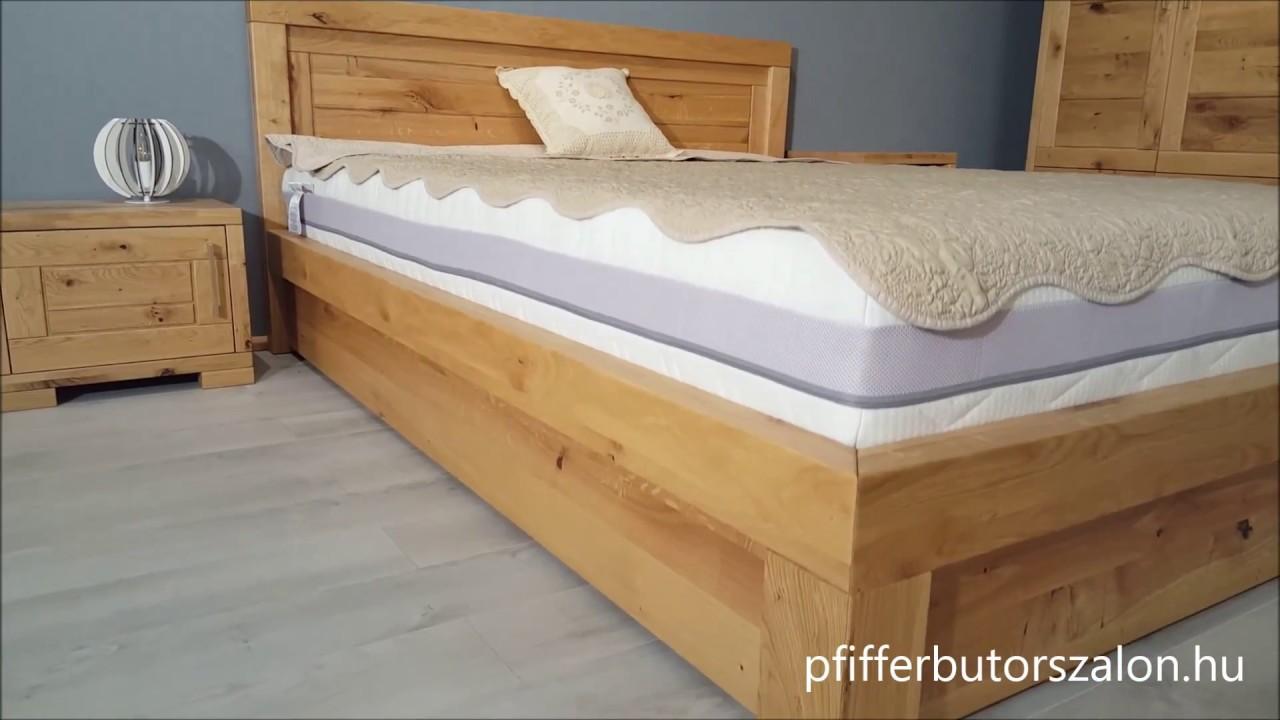 BALANCE modern franciaágy - Pfiffer Bútorszalon Budapest - YouTube