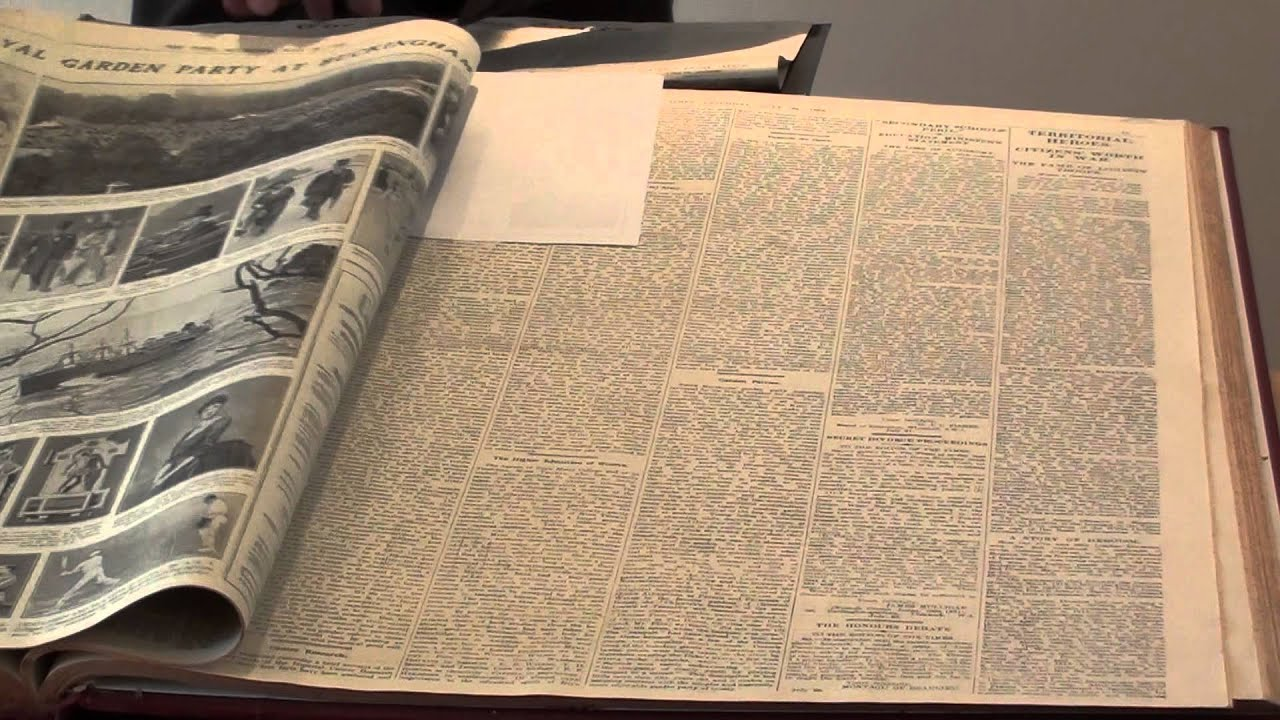 1922 Birthday Newspapers - Unique 90th Birthday Gifts