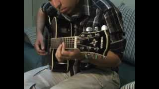 Polonez Oginskiy - Guitar Cover (Полонез Огинского)