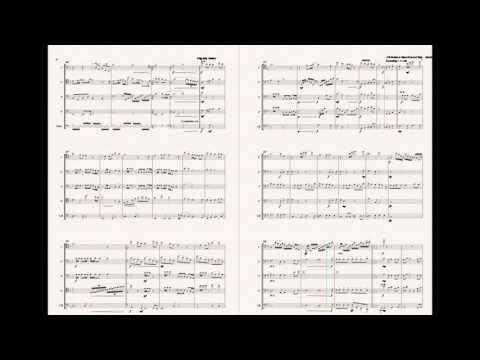 Walt Disney Animated Movies' Medley (for Bassoon Ensemble)