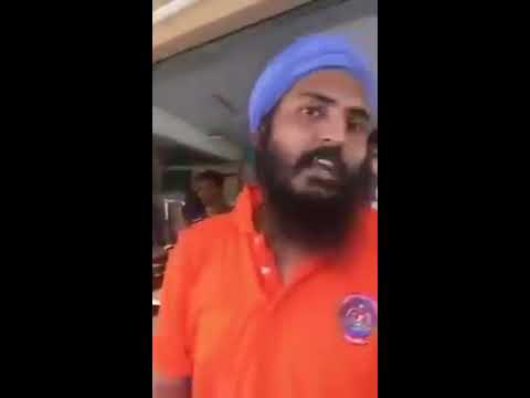 A PUNJABI WOMAN IN MALAYSIA ABUSES INDIAN IMMIGRANTS AND EXTORTS SHE IS A BULLY