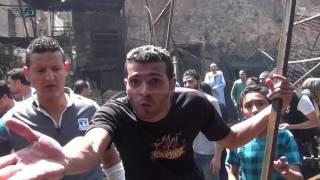 مصر العربية |  رسالة أصحاب محلات حريق إمبابة للرئيس السيسى
