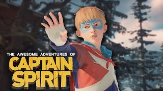 FINDING THE SECRET TREASURE |The Awesome Adventure of Captain Spirit| Finale