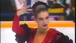 """Katarina Witt """"Carmen"""" 1988 Calgary Olympics - Free Skating"""