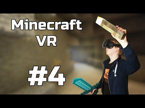 Villit veneet - Minecraft VR | #4