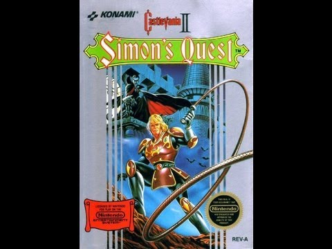 Castlevania II: Simon's Quest Video Walkthrough