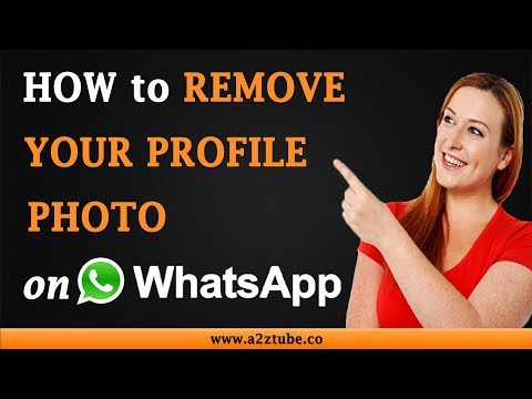How to change profile picture on whatsapp samsung tablet