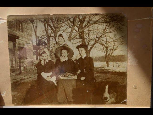 Gate House Porch Talk, Sykesville's Jones Sisters