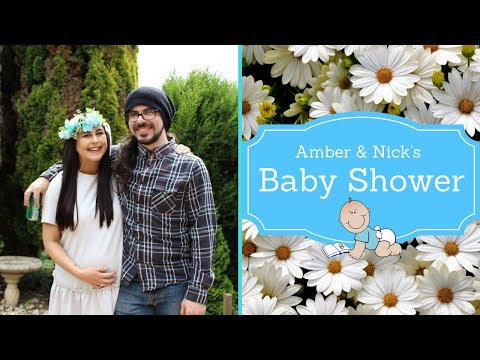 OUR PERFECT BABY SHOWER 💙🍼🌸