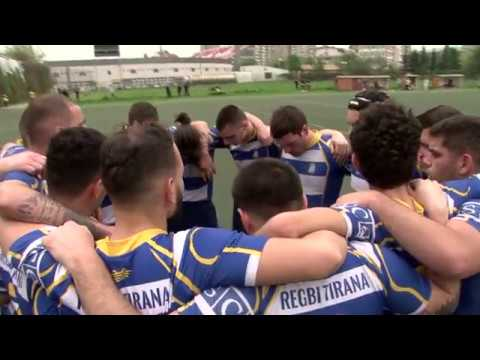 Tirana debuton në Ligën Ballkanike në regbi