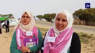 """""""أنا أشارك"""" مبادرة بيئية لطلاب المدارس في الهيشة"""