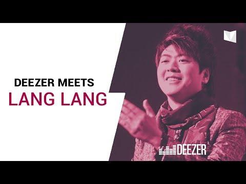 Deezer Close Up interview - Lang Lang